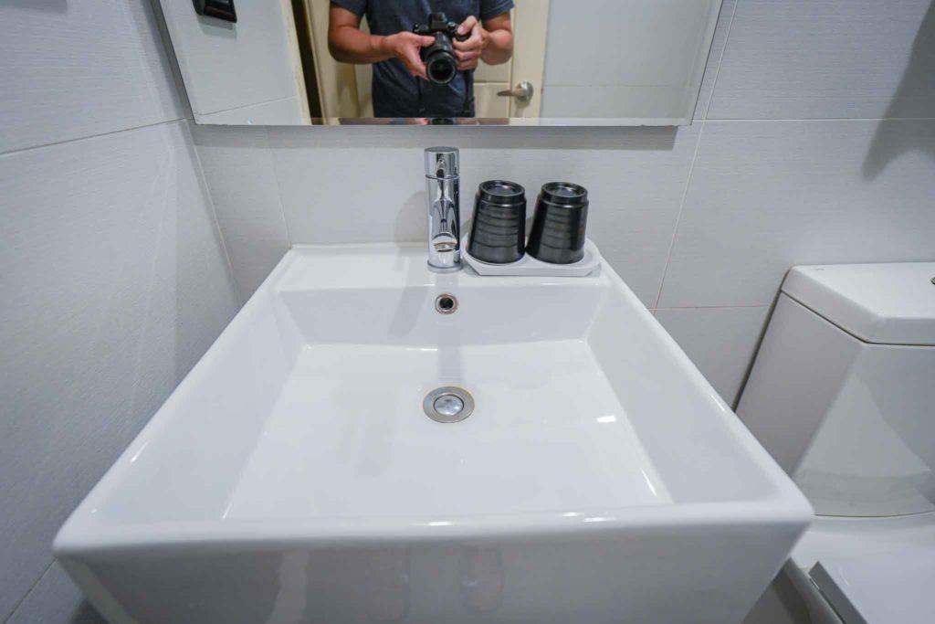 塔木德台南會館雙人房浴室