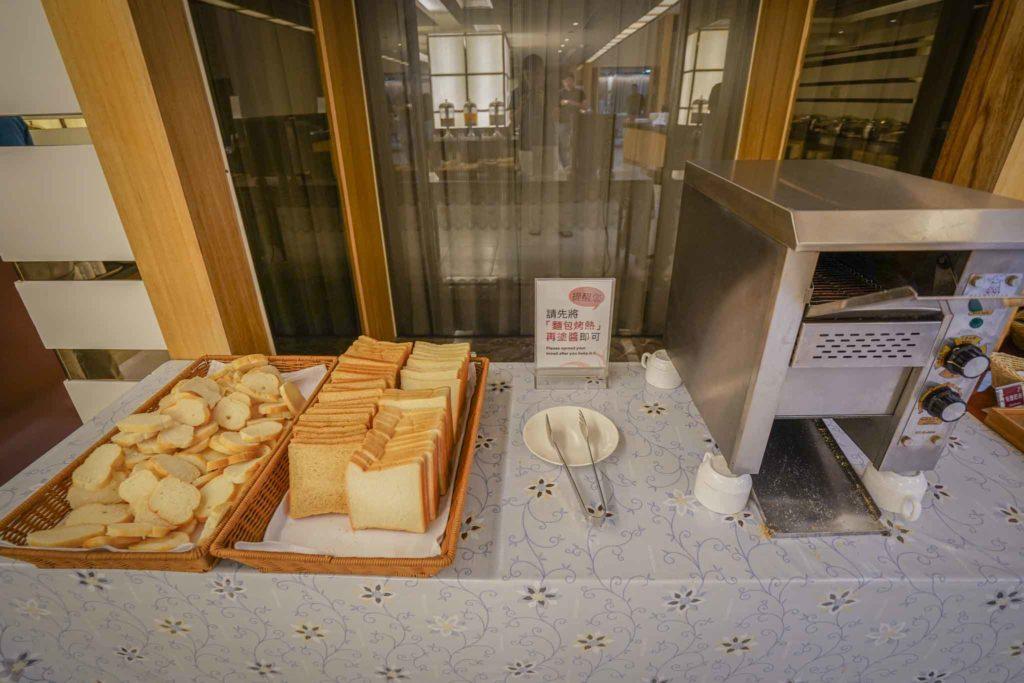 塔木德台南會館早餐