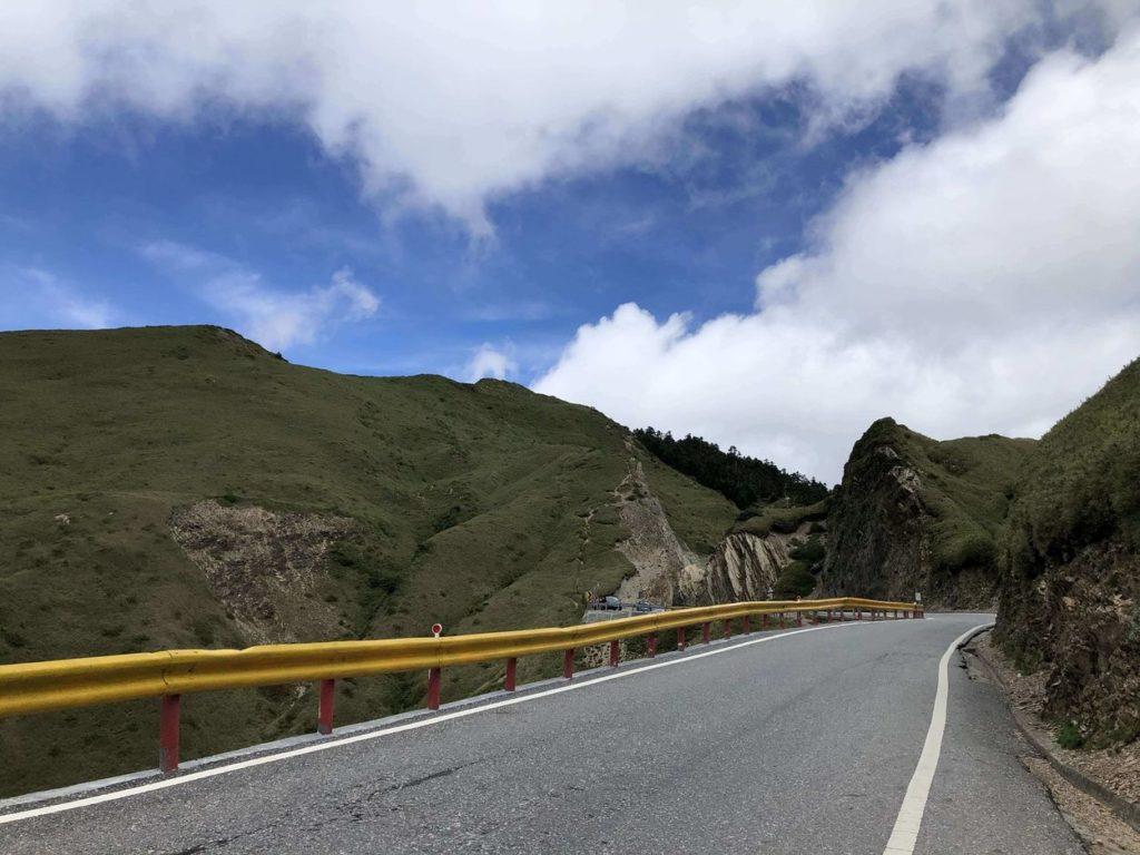 合歡山公路