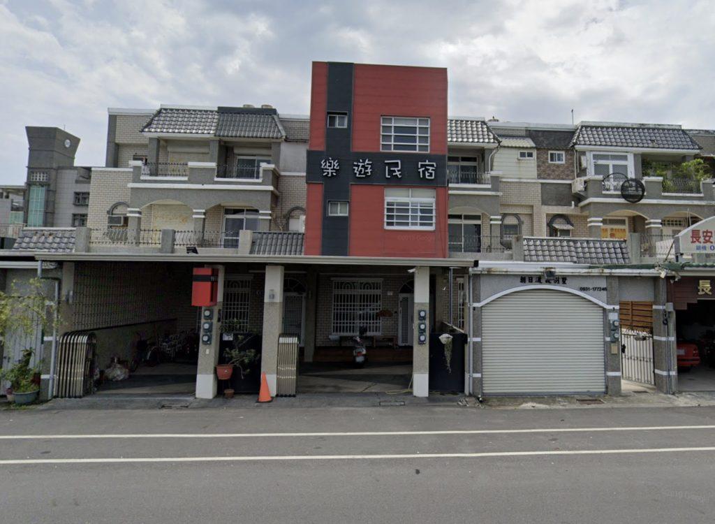 台東海邊民宿