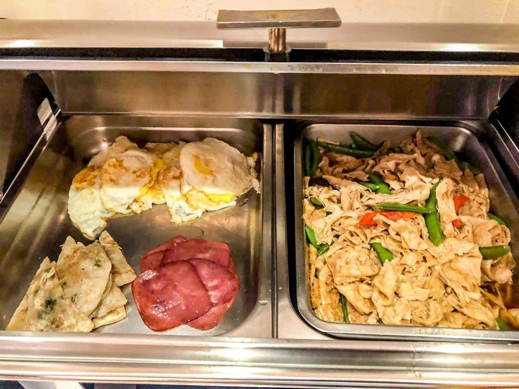 溫莎堡汽車旅館-仁德館早餐