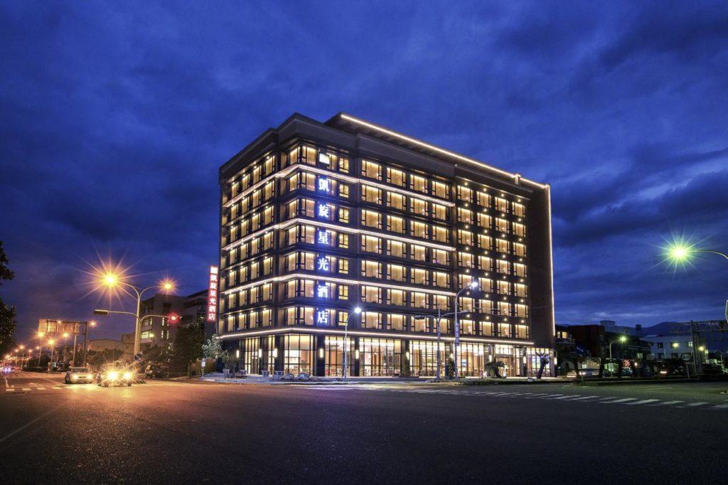 台東海邊度假飯店