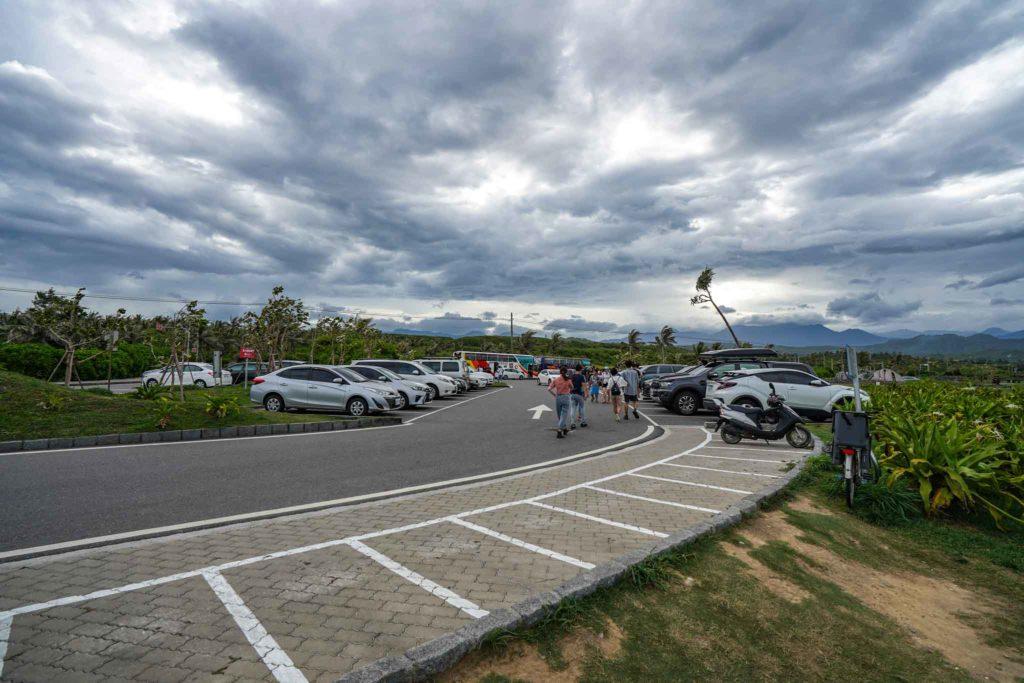 加路蘭遊憩區停車場
