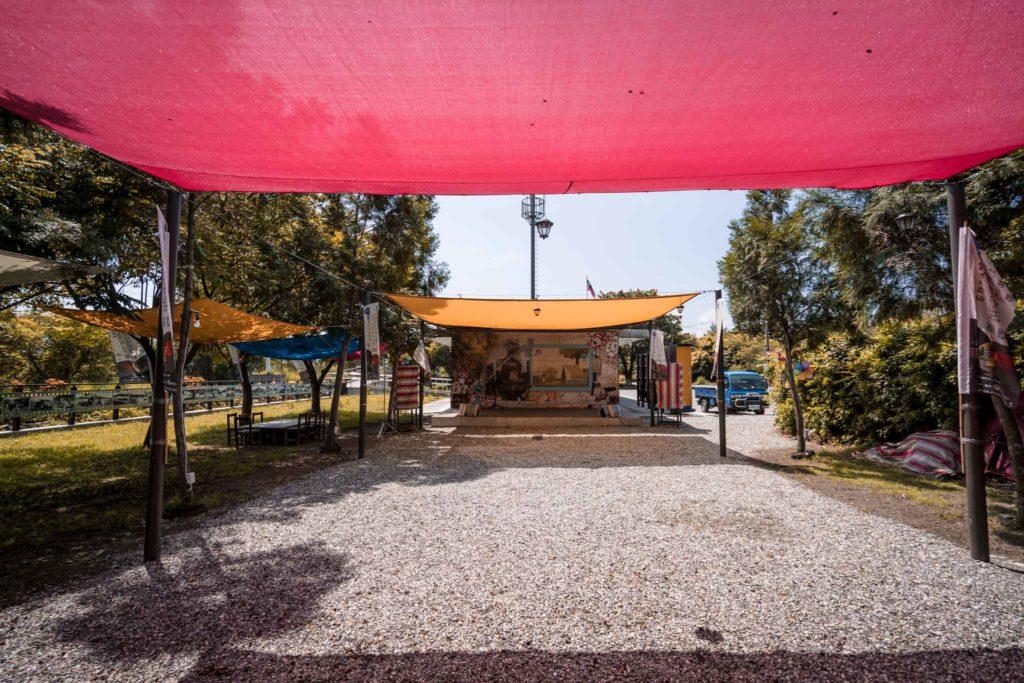 瑞和車站-時光驛站露營區