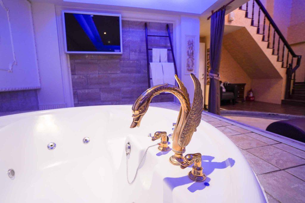 溫莎堡汽車旅館-仁德館浴缸