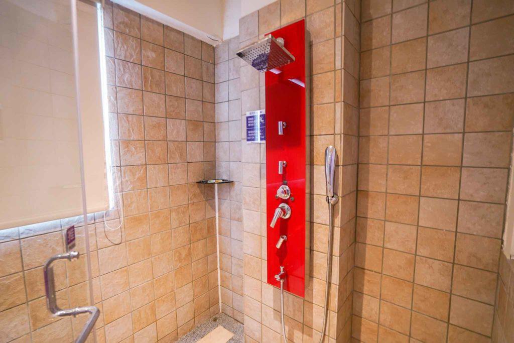 溫莎堡汽車旅館-仁德館衛浴