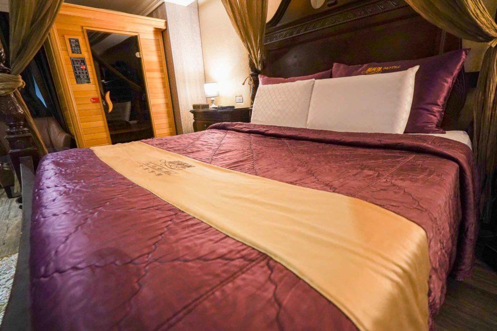 溫莎堡汽車旅館-仁德館雙人房間