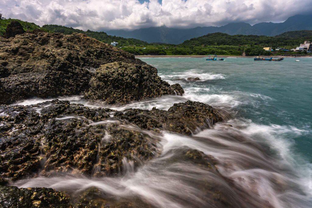 烏石鼻漁港攝影