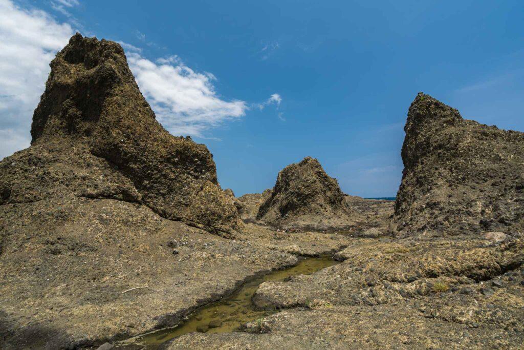 烏石鼻火山岩
