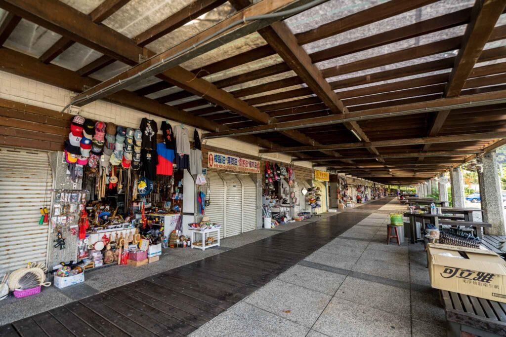 八仙洞風景區販賣部