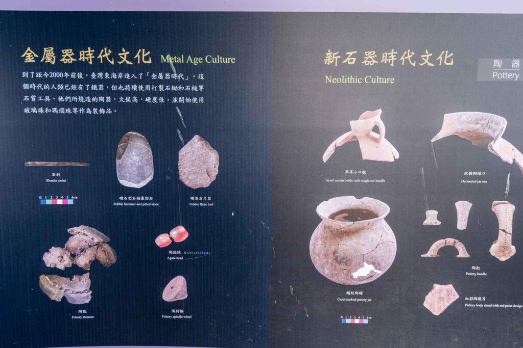 八仙洞遺址(長濱文化)金屬器時代