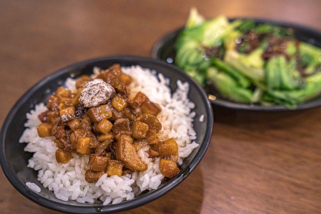 上味食堂滷肉飯