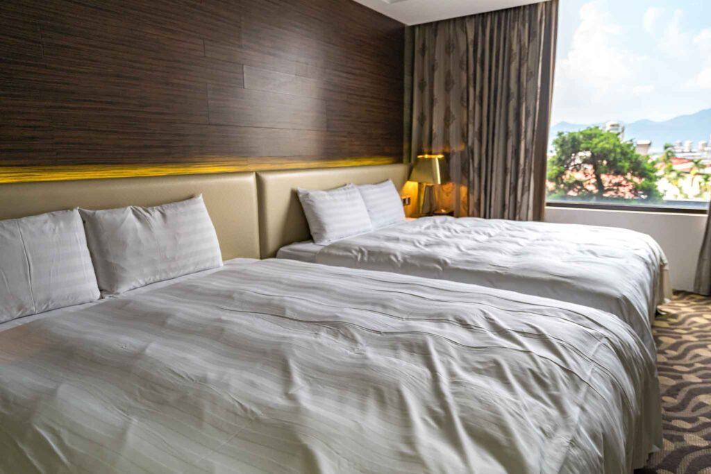冠月精品旅館房間