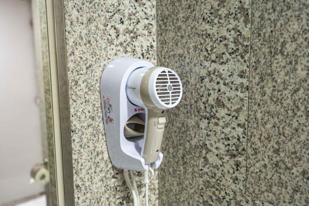 百悅休閒飯店備品吹風機