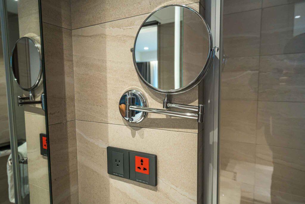台南 煙波大飯店客房衛浴