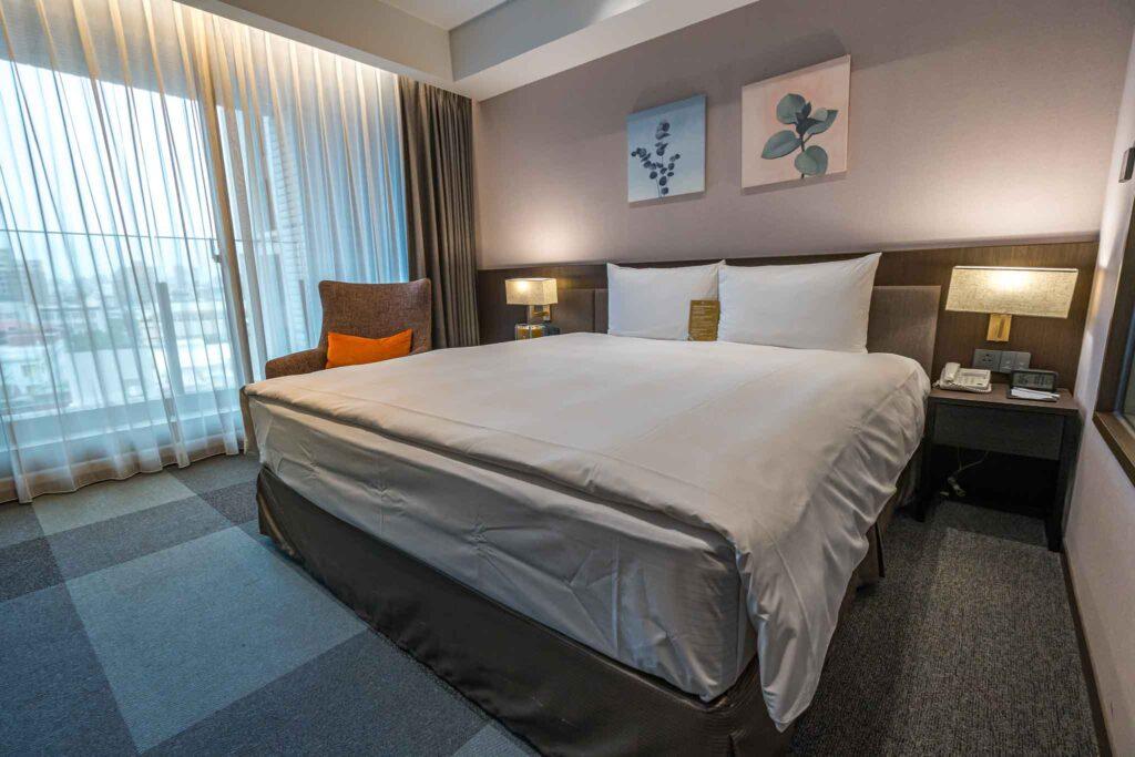 台南 煙波大飯店雙人房