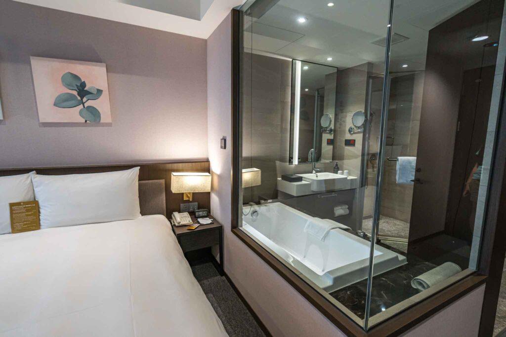 台南 煙波大飯店客房雙人房
