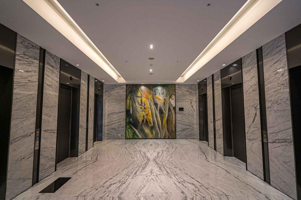 台南 煙波大飯店電梯