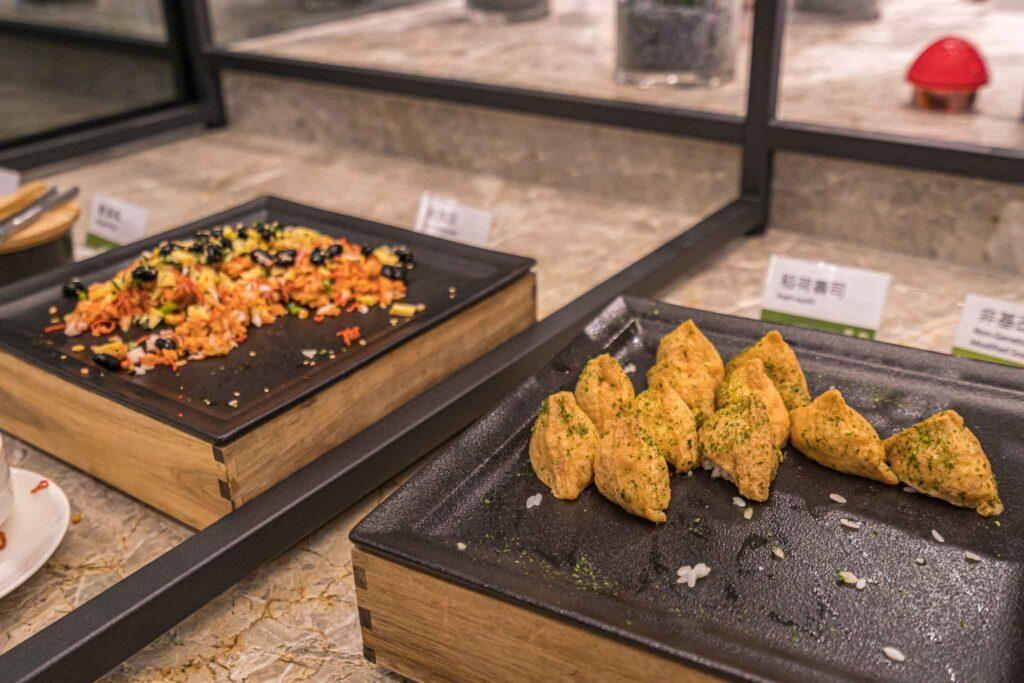 台南 煙波大飯店 早餐 壽司
