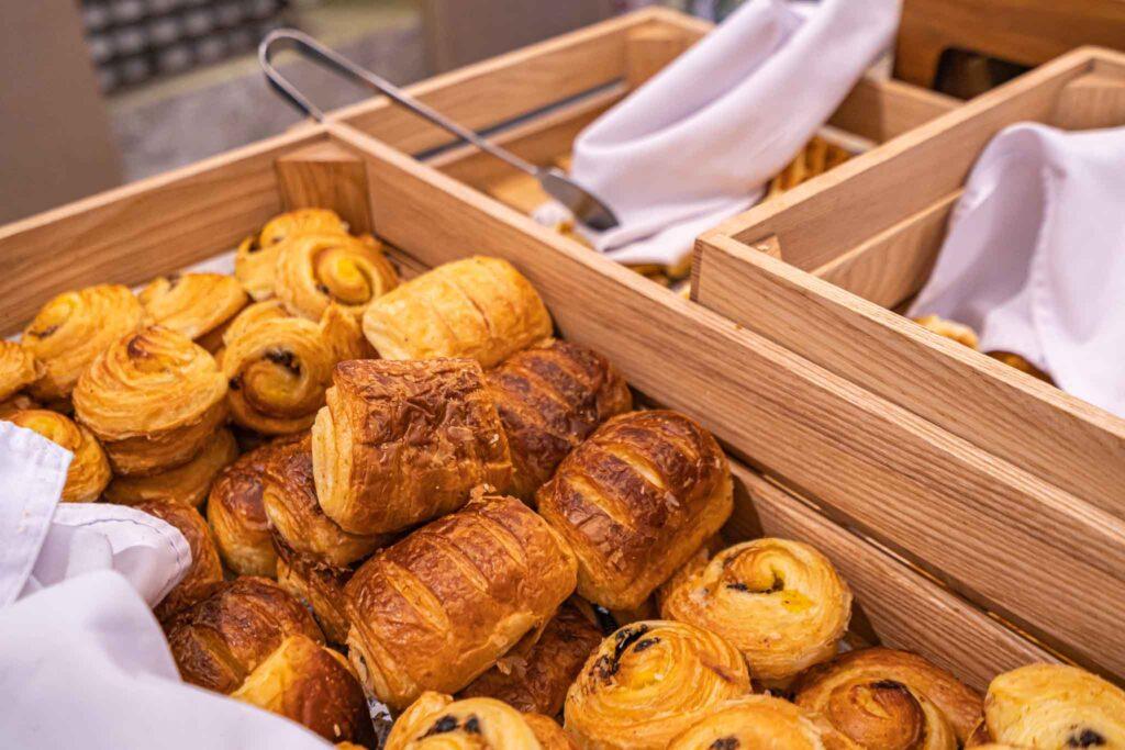 台南 煙波大飯店 早餐 buffet 麵包