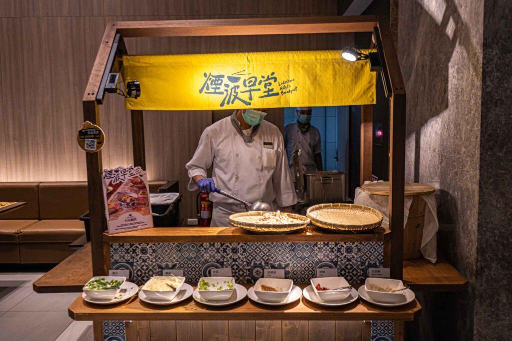 台南 煙波大飯店 早餐 buffet