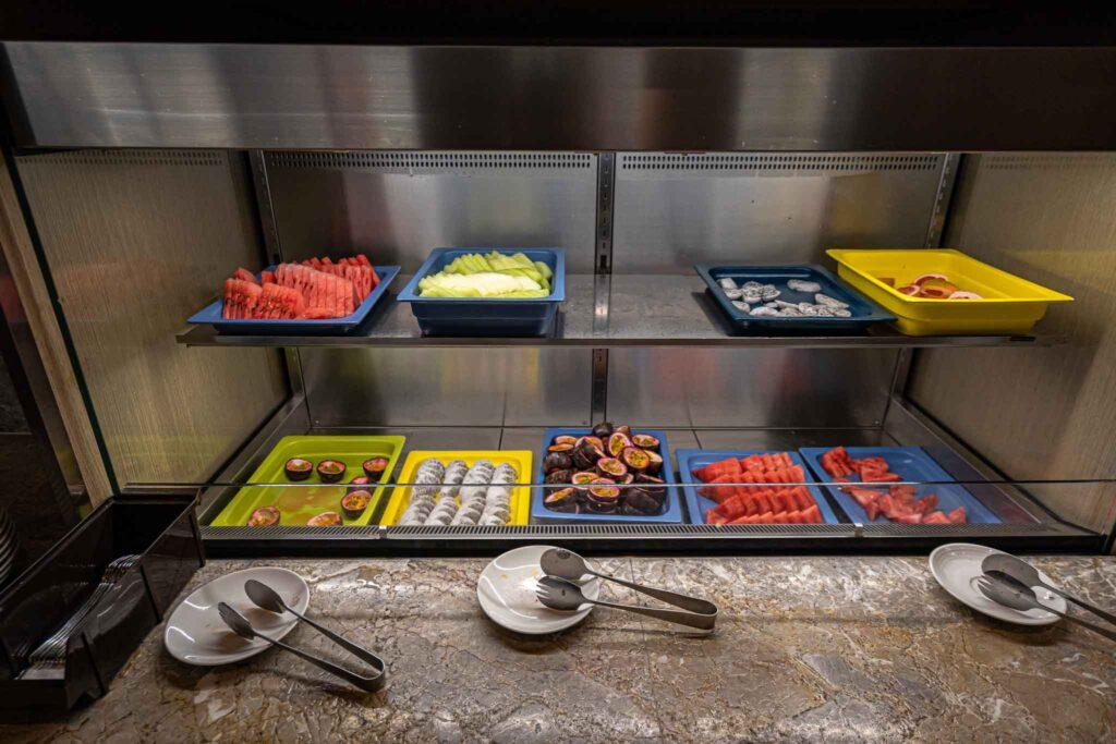 台南 煙波大飯店 早餐 buffet 水果