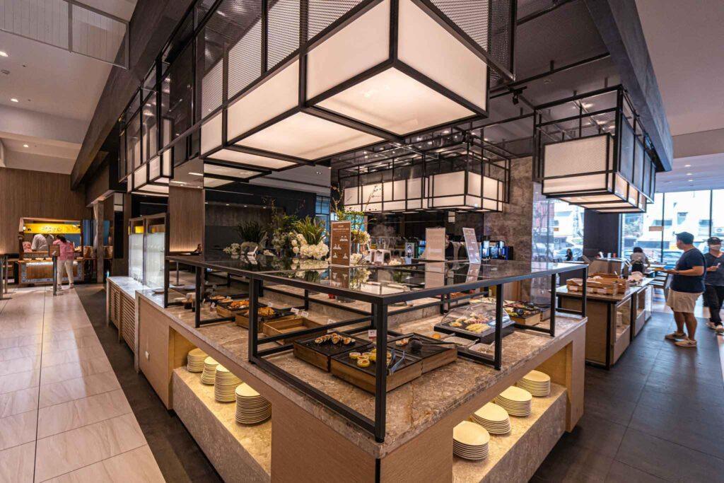 台南 煙波大飯店早餐