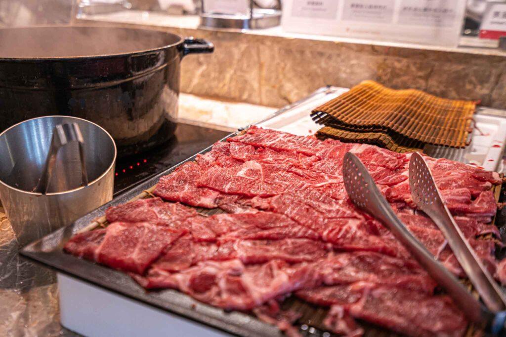 台南 煙波大飯店 早餐 牛肉湯