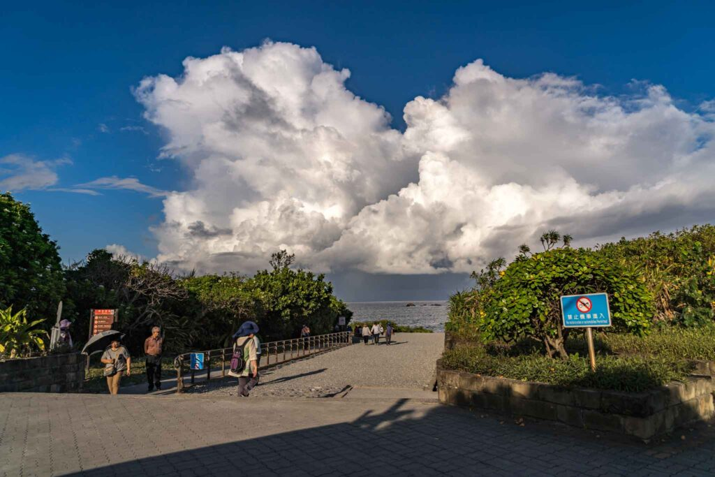 三仙台風景區入口