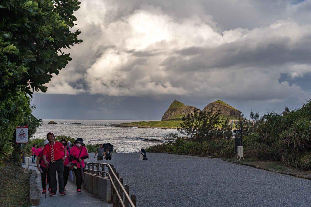 三仙台風景區海灘