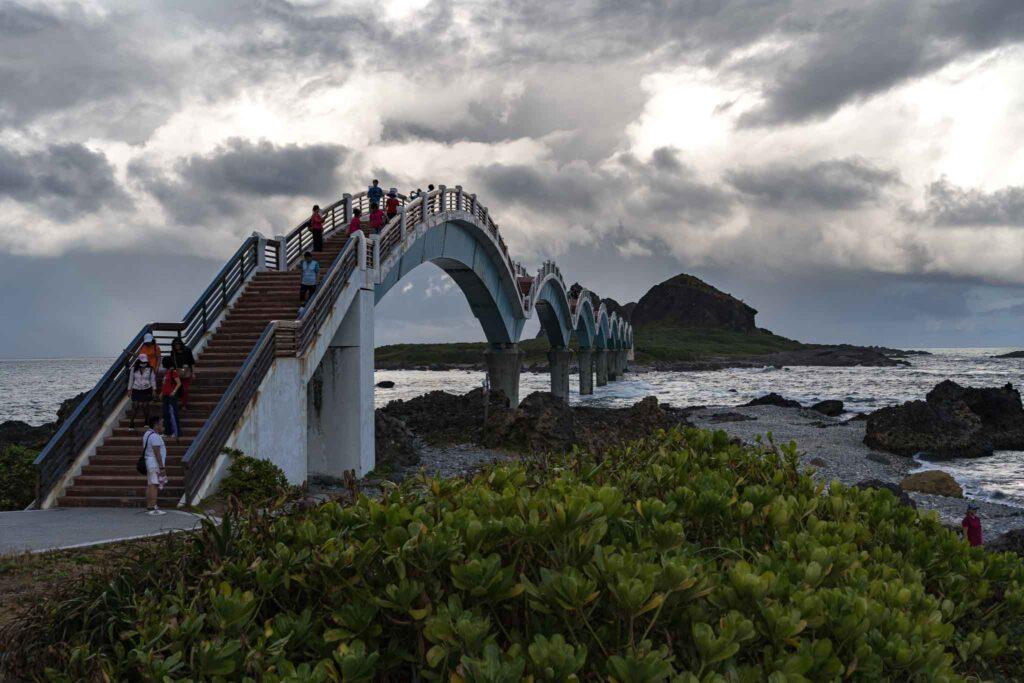 三仙台八拱橋