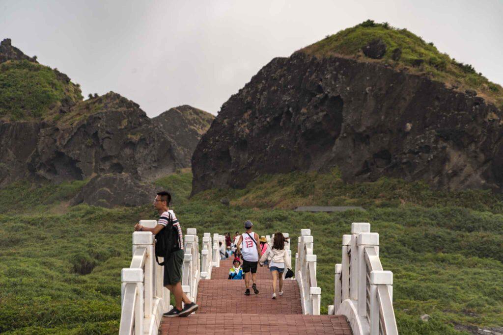 三仙台風景區