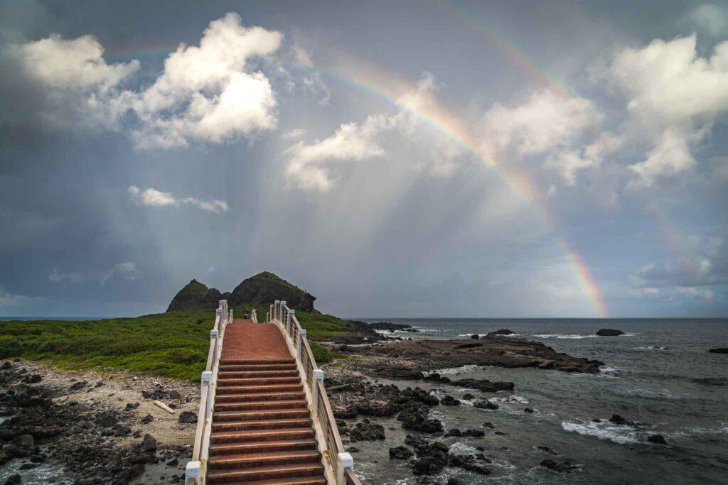 三仙台彩虹