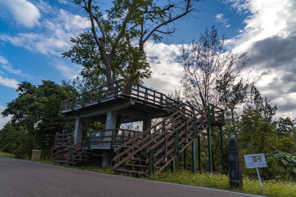 台東森林公園黑森林樹屋
