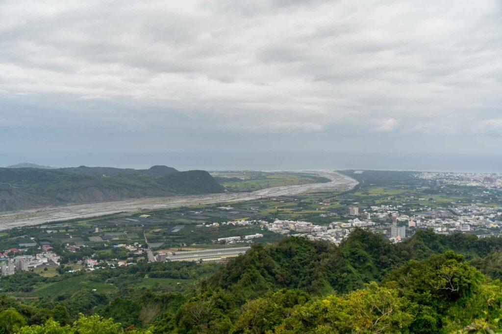 頂岩灣四格山風景視野