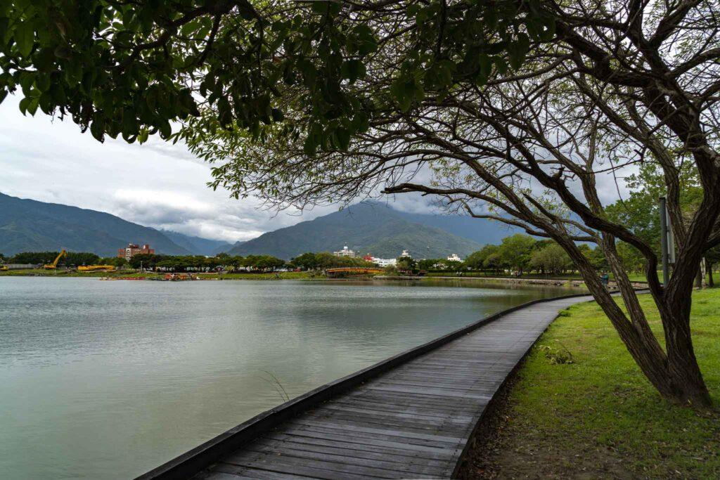 池上大坡池環湖步道