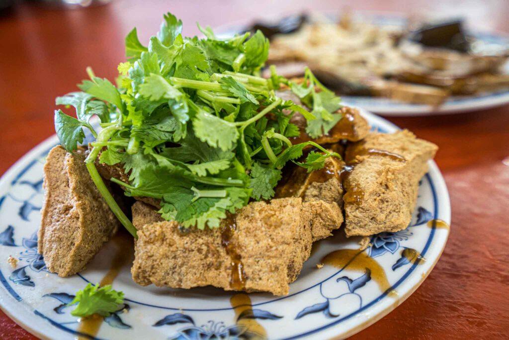 台東關山臭豆腐