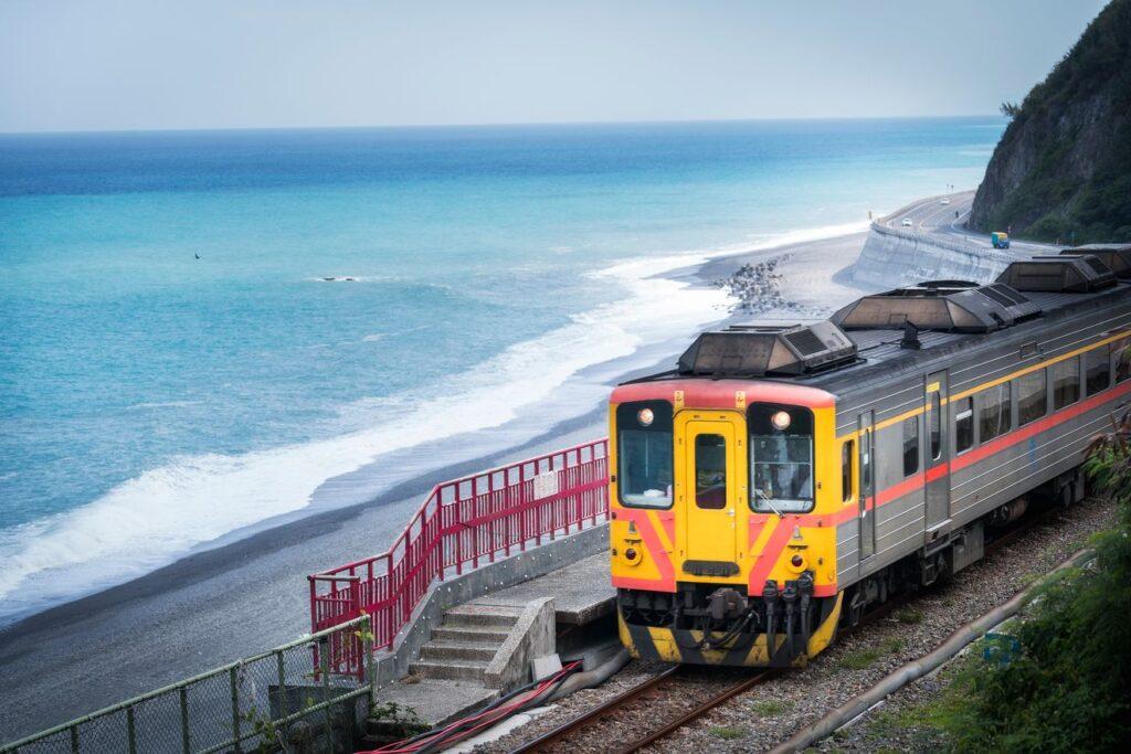 台東多良觀光車站火車