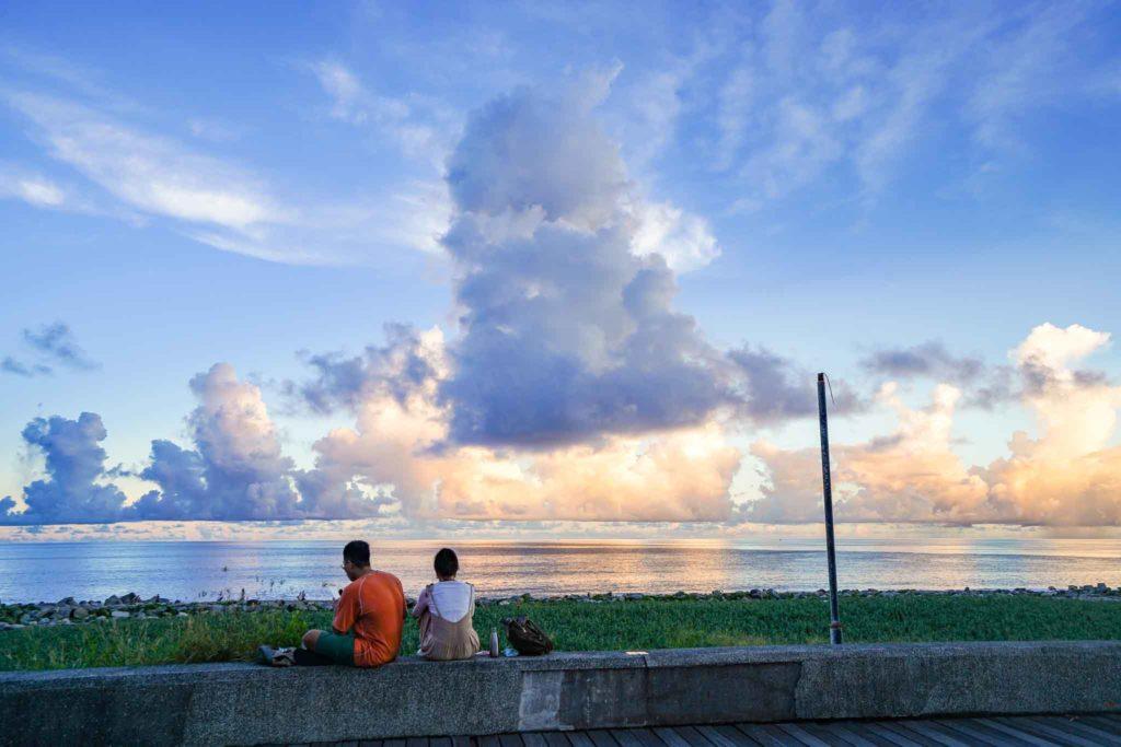 海濱公園步道