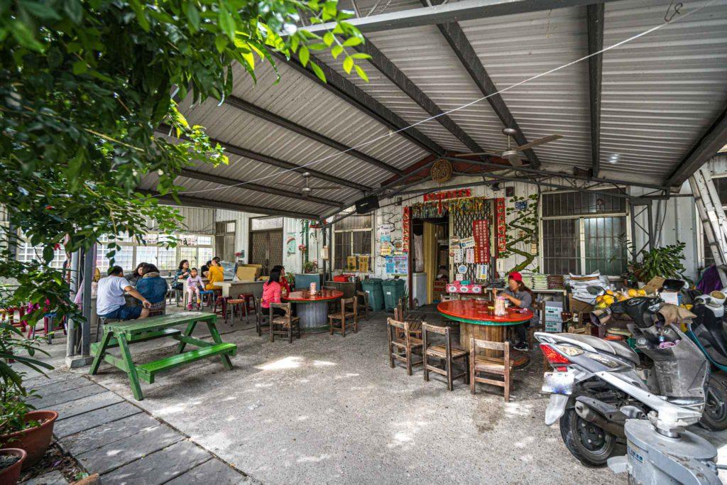 大池豆包豆皮豆漿店