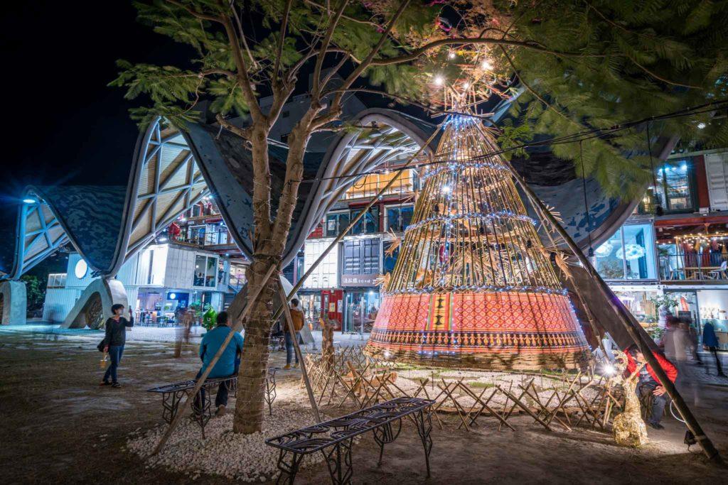 波浪屋聖誕樹