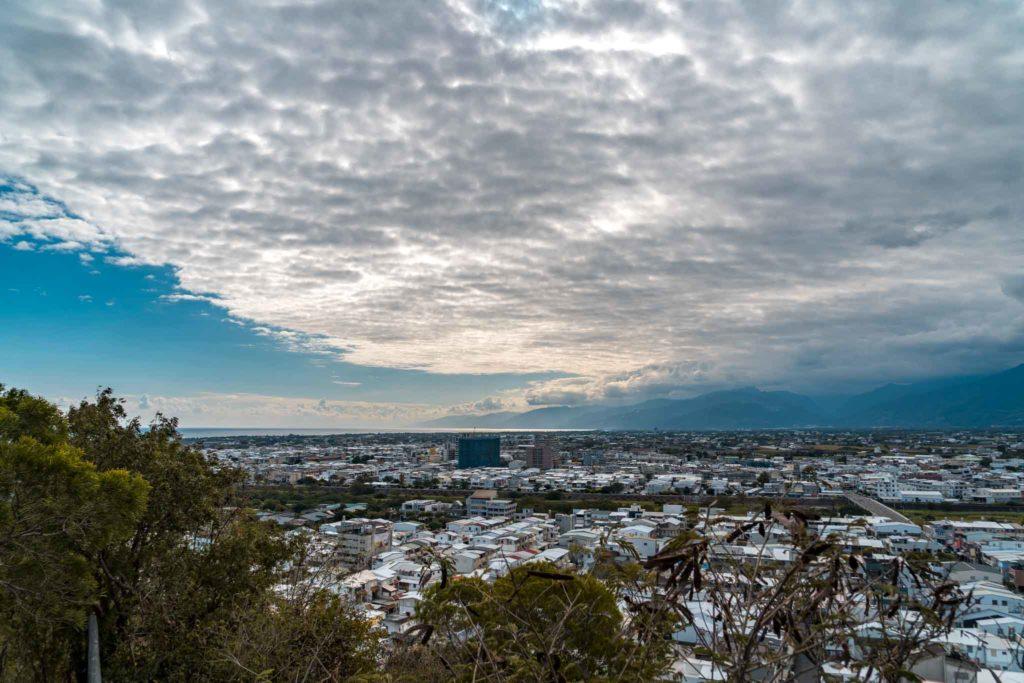 鯉魚山登山步道風景