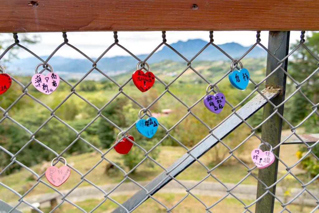 初鹿牧場看都蘭山