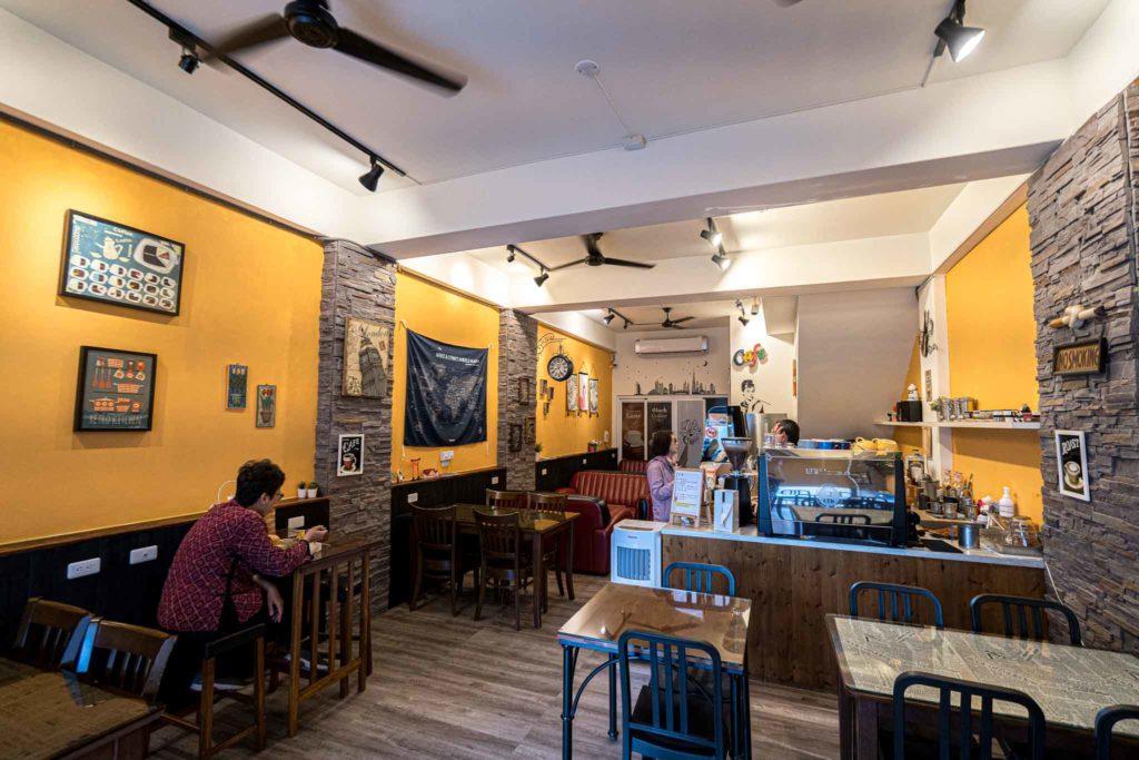 台東日光咖啡館(早午餐)內用座位