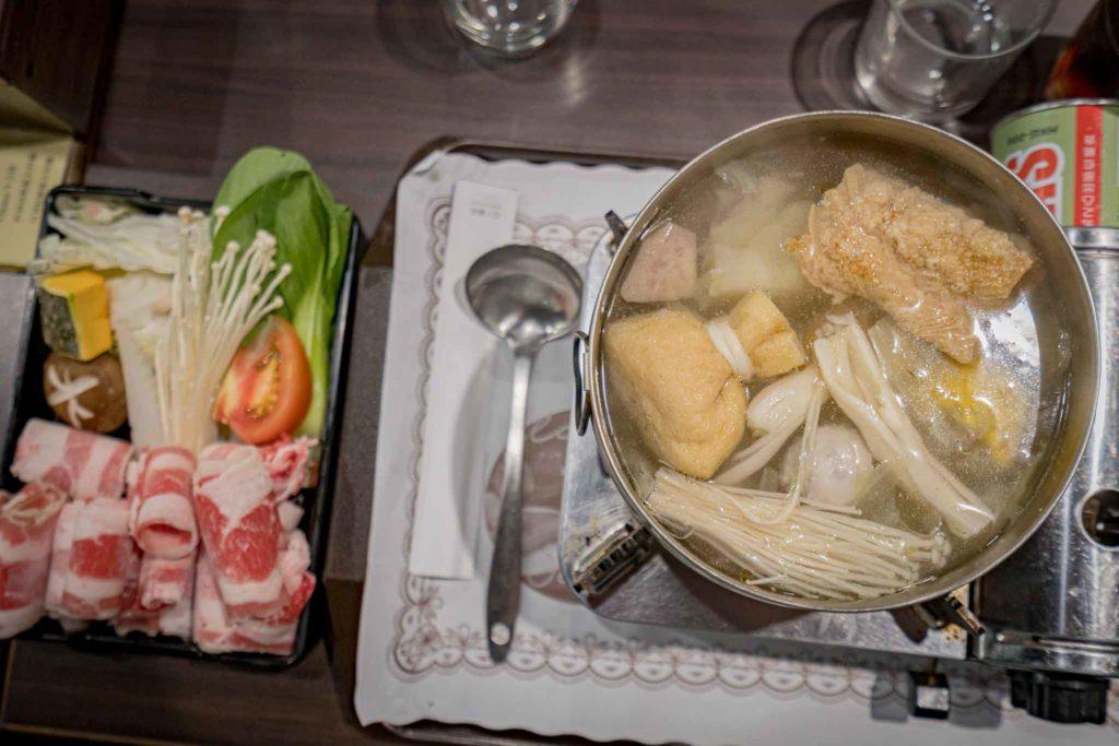 台東樂膳私房料理火鍋
