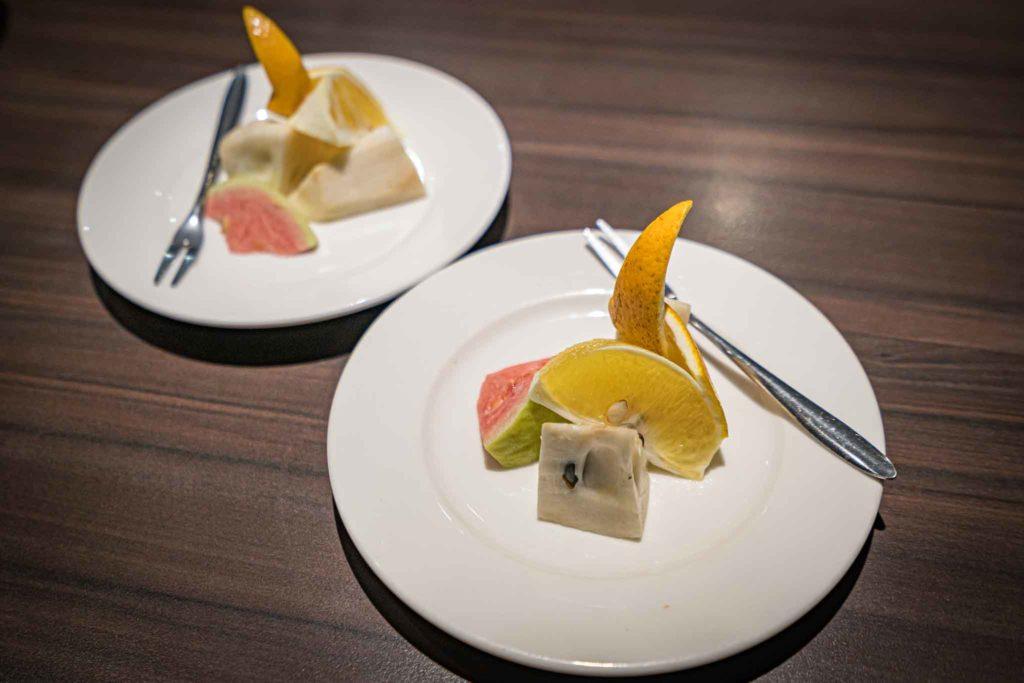 台東樂膳私房料理水果