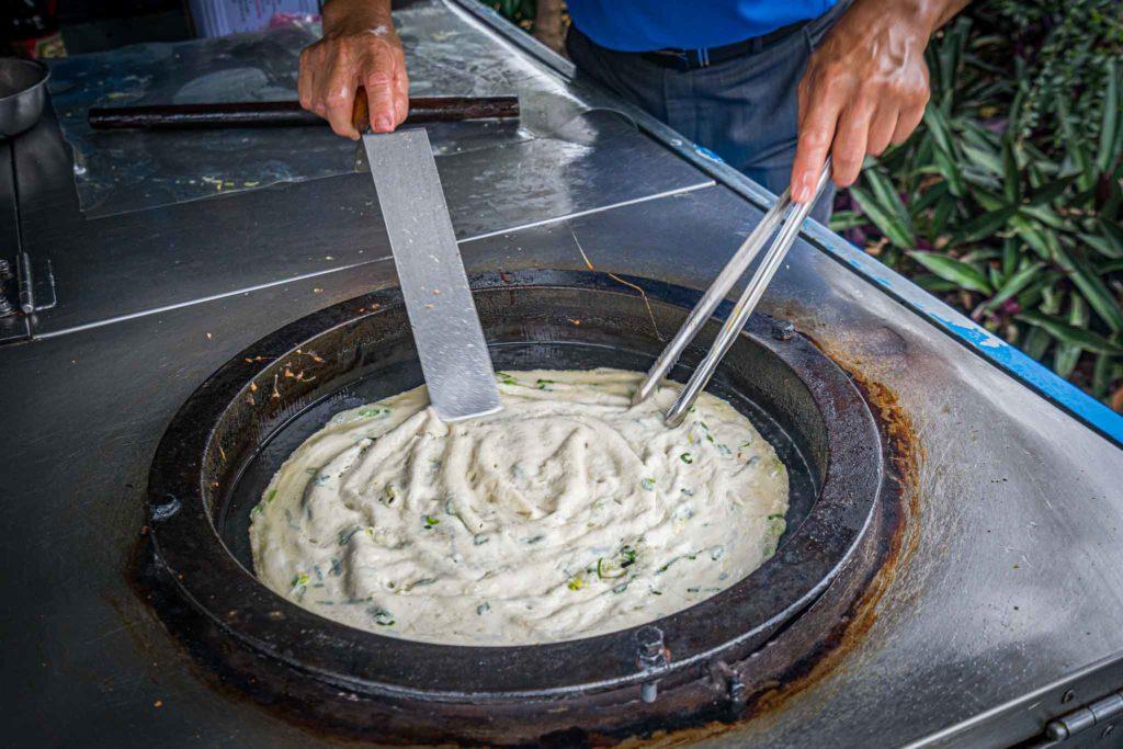 吳記家傳手工蔥油餅