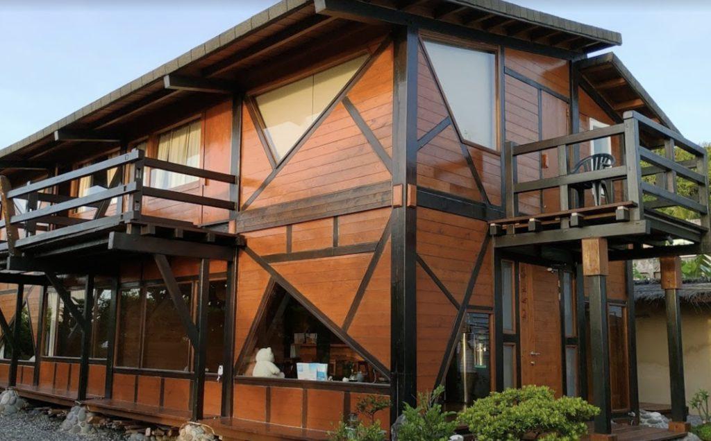 三仙台比西里岸營地/渡假小木屋